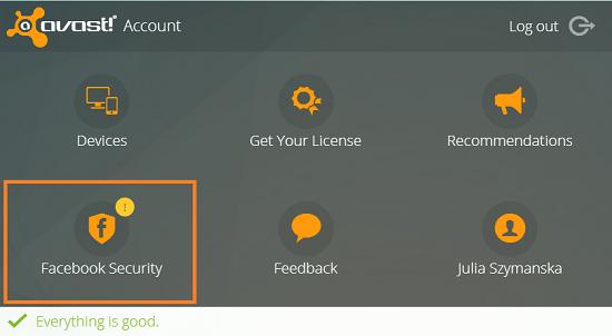 Avast testuje funkcję Facebook Security - chcecie pomóc?