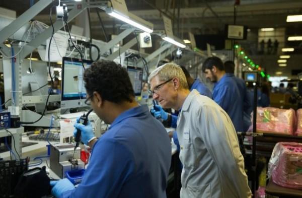 Czego używa się do produkcji Mac Pro? Oczywiście Windowsa!