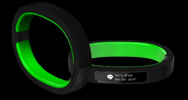 Razer Nabu - kolejna opaska elektroniczna dla fanów gadżetów