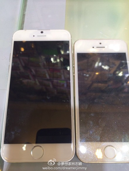 Apple iPhone 6 w rękach tajwańskiego aktora