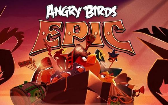 Angry Birds Epic, czyli najnowsza gra RPG od Rovio