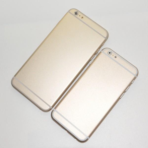 Apple iPhone 6 z ekranem 5,5 cala na zdjęciach. Co na to fanboy'e?