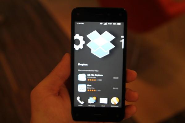 Amazon prezentuje swój smartfon - Fire Phone