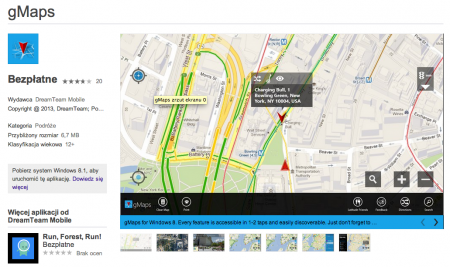Mapy do smartfonów