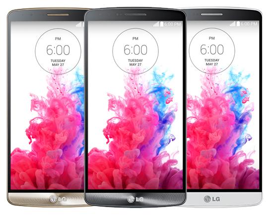 LG G3: znamy szczegóły na temat jego globalnej dostępności