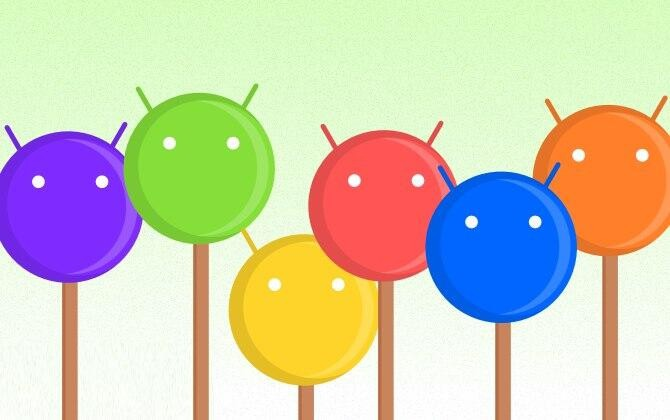 Google Android Lollipop