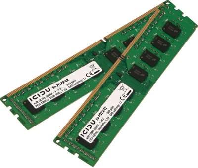 Ile pamięci potrzebujesz? Obecnie do większości zastosowań w zupełności wystarczy 8 GB DDR3.