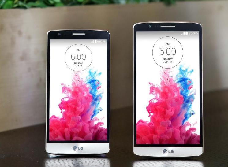 Smartfon LG G3 Beat został oficjalnie zaprezentowany