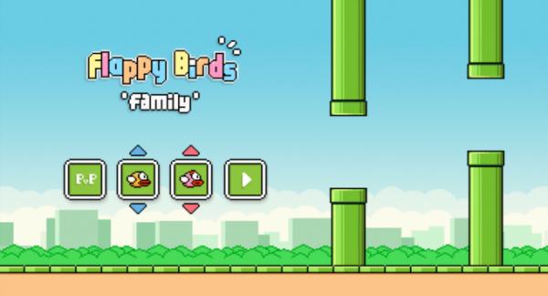 Flappy Birds Family
