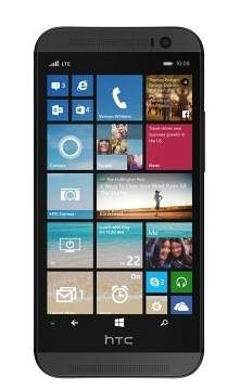 HTC One M8 w wersji z Windows Phone 8.1