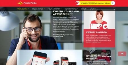 Poczta Polska dla ecommerce - odświeżenie wizerunku na poziomie serwisu jak najbardziej udane. Czy będzie tak również z samymi usługami?