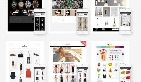 Kluczowa przewaga kreatorów on-line - reponsywny design gratis (tu: Shoplo.pl)
