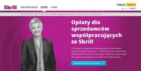 Skrill - międzynarodowe płatności i raty dla ecommerce.
