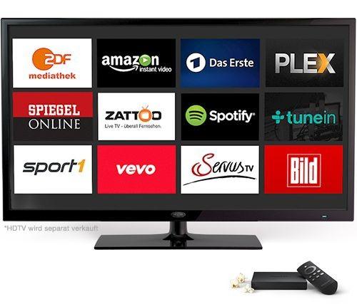 Amazon Fire TV od 25 września w Europie
