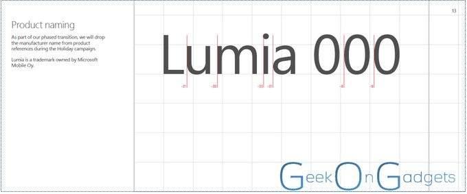 Microsoft szykuje się do rezygnacji z marki Nokia w nazwach smartfonów Lumia