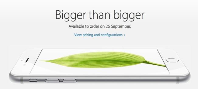 Apple iPhone 6 i iPhone 6 Plus w drugiej turze nie trafią jednak do Polski