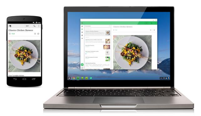 Pierwsze aplikacje z Androida będą działać też na laptopach z Chrome OS