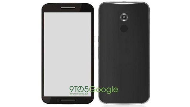 Olbrzymi Nexus 6 na zdjęciu