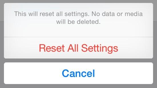 Apple iOS 8 z poważnym błędem kasującym dokumenty