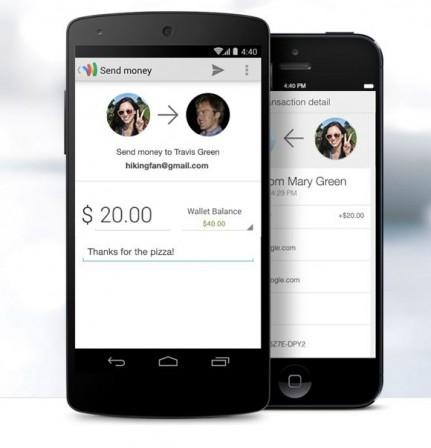 W ramach rozwoju usługi Wallet, Google wprowadziło nawet funkcję wysyłania pieniędzy poprzez pocztę Gmail.
