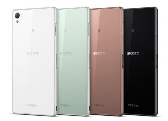 Sony Xperia Z3 z preinstalowanąchmurą Dropbox