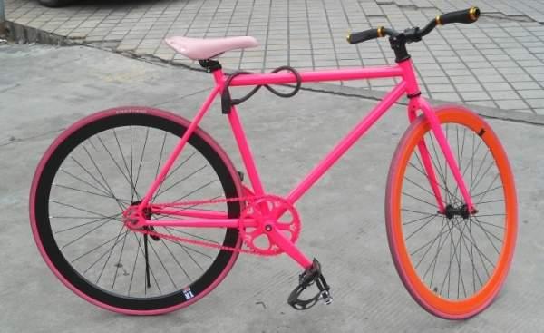 Rower made in China - jeszcze bez DuBike