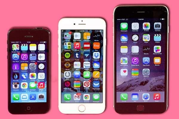 iPhone 5, iPhone 6 oraz iPhone 6 Plus