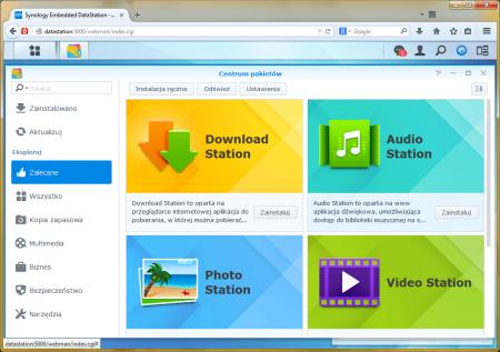 Multimedialny NAS domowy - top 10 urządzeń