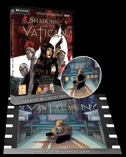 Shadows on the Vatican - już w wersji polskiej!