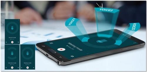 Samsung Galaxy Note 4 - funkcje dyktafonu