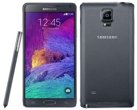 Galaxy Note 4 wyposażony został w chowany w obudowie rysik