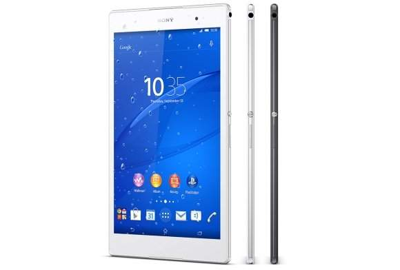 Sony Xperia Z3 Tablet Compact