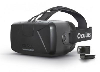 Druga generacja gogli Oculus Rift dysponuje m.in. wyświetlaczem o wyższej rozdzielczości i krótszym czasie reakcji.
