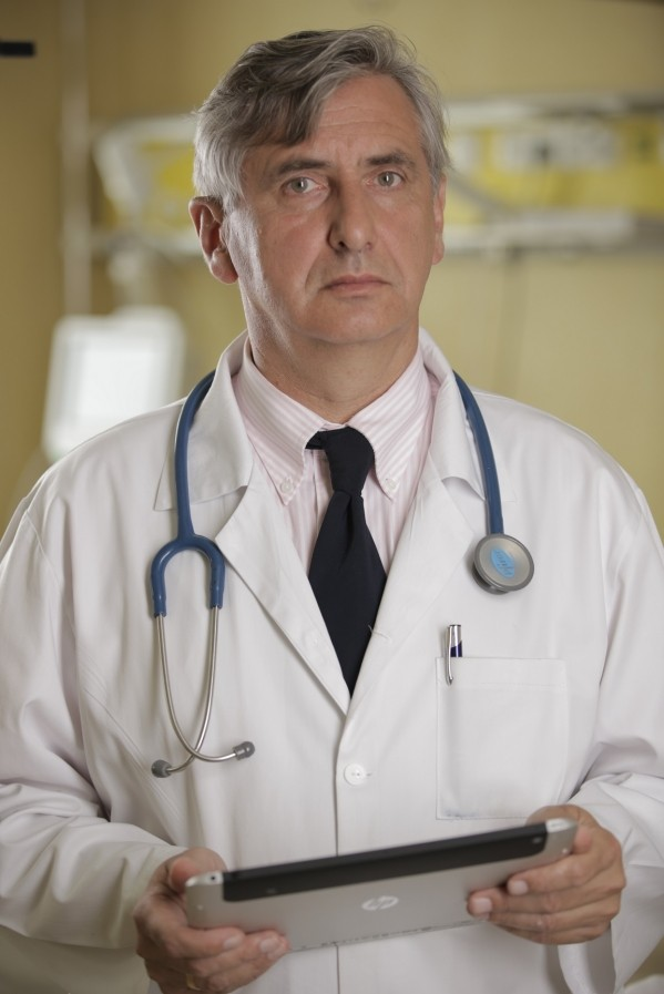 Polski szpital wyposażył lekarzy w tablety podłączone do chmury