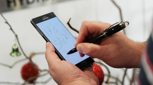 Galaxy Note Edge, czyli phablet z zakrzywionym ekranem - recenzja