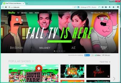 Nie tylko dla wybrańców – serwis Hulu.com oferuje bezpłatną rozrywkę w oryginalnej wersji językowej. Stosując odpowiednią sztuczkę, możesz ominąć blokadę terytorialną.