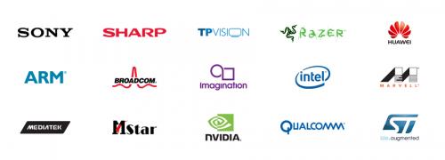 Oficjalna lista partnerów Google Android TV