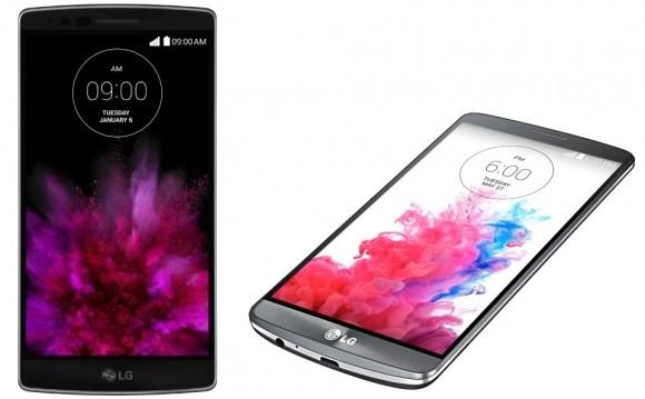 LG G3 i LG G Flex 2 to dwa smartfony z bardzo wysokiej półki