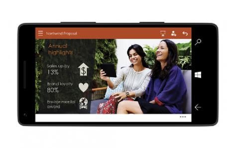 Nowy Microsoft Office na smartfonach