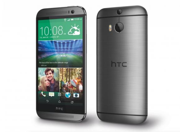 HTC One M8 doczeka sięw tym roku następcy