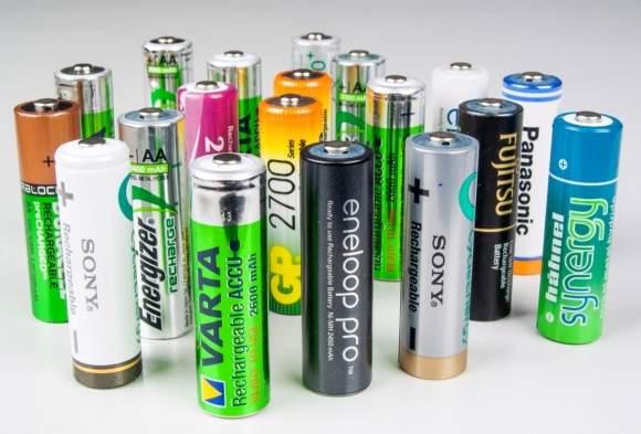 Znalezione obrazy dla zapytania baterie akumulatory