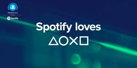 PlayStation Music będące efektem współpracy Sony i Spotify ma zadebiutować wiosną tego roku
