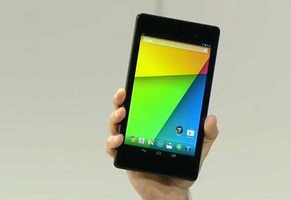 Nexus 7 wyprodukowany został dla Google przez firmęAsus