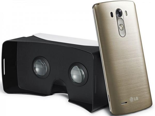 Okulary VR dla LG G3