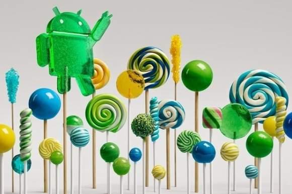 Android 5.1 również ma mieć kryptonim Lollipop