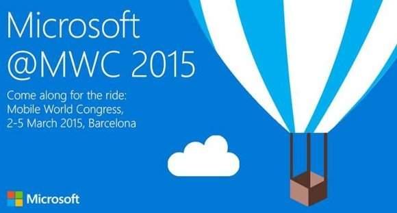 Zaproszenie Microsoftu na MWC 2015 nie zdradza zbyt wiele