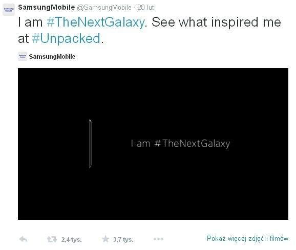 Zapowiedź smartfona Samsung Galaxy S6