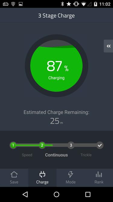 Oszczędzacz baterii (ang. Battery Defender) pomaga w zarządzaniu cyklami ładowania akumulatora