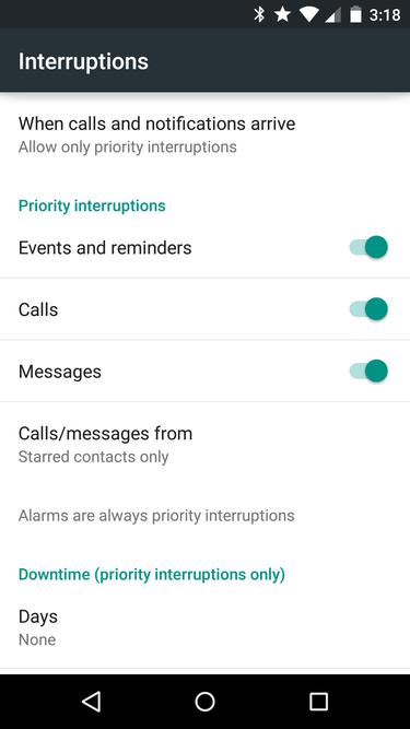 Powiadomieniom możesz nadać priorytet