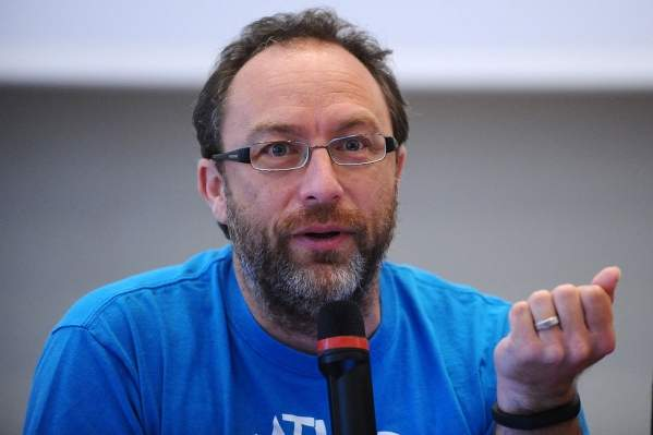 Jimmy Wales (foto: Wikipedia)